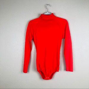 Vintage holiday bodysuit